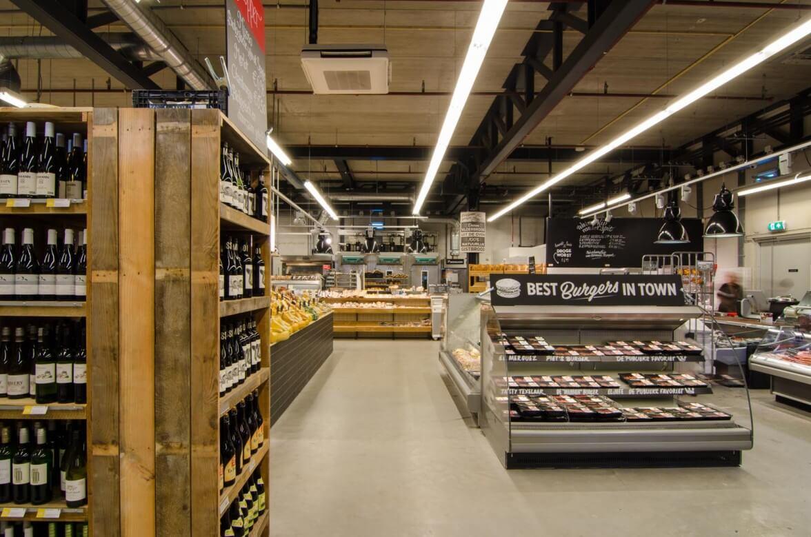 The new marqt gelderlandplein standard studio for Interieur architect amsterdam