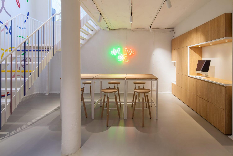 Ace & Tate Antwerp – Standard Studio