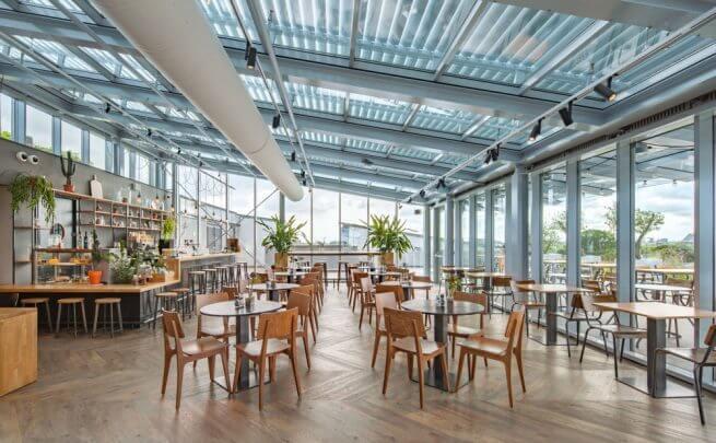 NEMO Museum Restaurant Dak