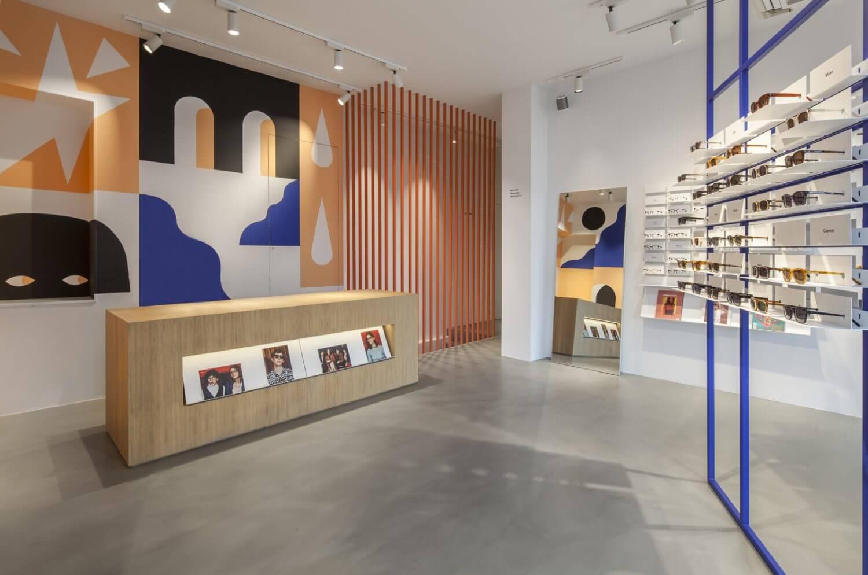 Address: Wycker Brugstraat 65, Maastricht Client: Ace U0026 Tate Interior Design:  Standard Studio Design: 2016. Construction: 2016. Interior Fit Out: Kluster